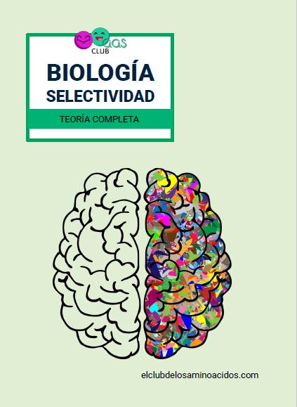 Apuntes biología selectividad